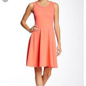 NWT American Twist Sleeveless A-Line Crepe Dress